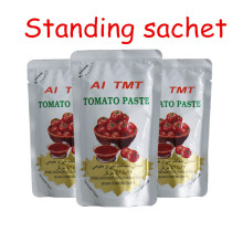 70g Al Mudhish pouch tomato paste 22-24%