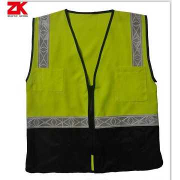 ANSI safety reflective garment