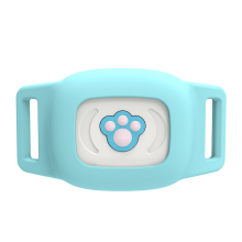 Waterproof Smart GPS Tracker With Collar For Pets