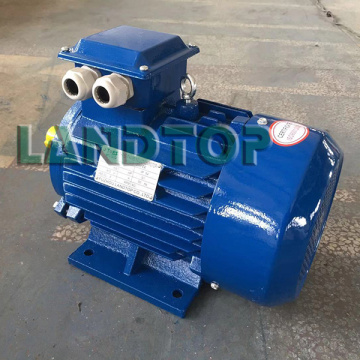 75HP Three Phase Heavy Duty Electric Motor