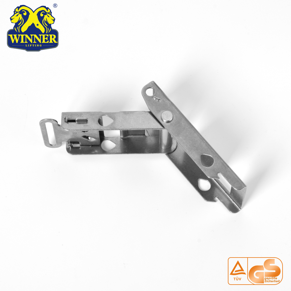 2 Inch Low Price Stainless Steel Overcenter Buckle