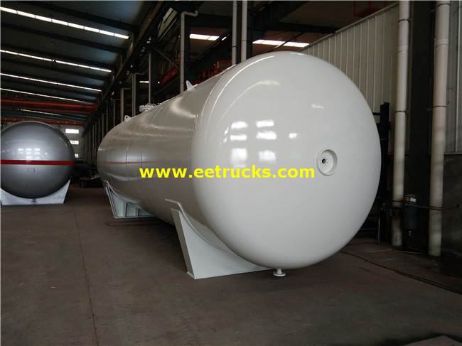 35 MT Propylene Aboveground Tanks