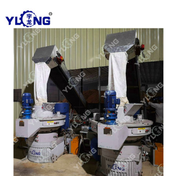Wood Pellet Processing Machine