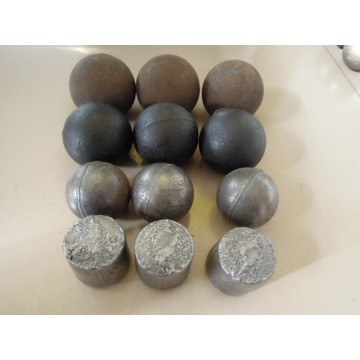 Forged steel ball of 45# 100mm
