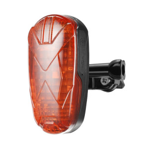 Hidden Bike Led Tail Light Spy GPS Tracker