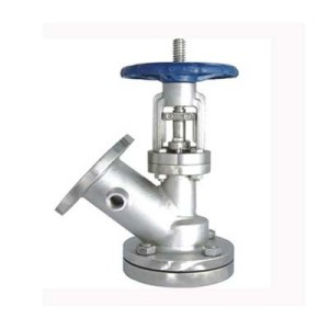 Stainless Steel Insulation Discharge Valve