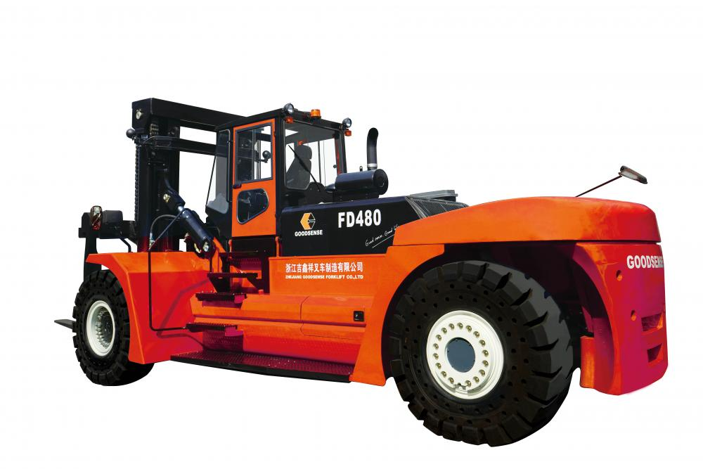 Big Diesel Internal Combustion Forklift