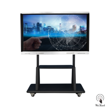 70 Inches Interactive Smart PC With Mobile Stand​