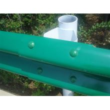 High Efficiency Factory for Metal Beam Guard Rail Highway Metal Guard Rail For Sale supply to Japan Manufacturer