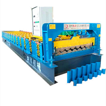 Russia's corrugate roll forming machinery