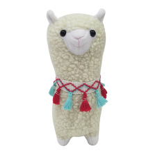 Online Exporter for Birthday Party Supplies Cute plush llama theme dolls toy supply to France Manufacturers
