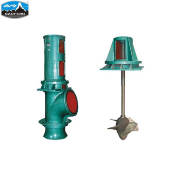 Electric Motor Driven Vertical Axial Mixed Water Pump