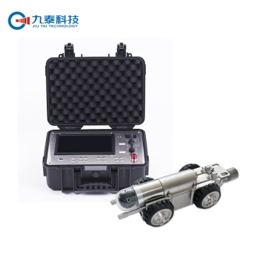 Long Pipeline Crawling Robot Inspection Camera