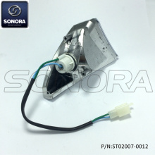LONGJIA Spare Parts LJ50QT-3L F. Right Turning light Winker (P/N:ST02007-0012) Top Quality