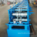 Fast speed c z purlin roll forming aluminium sheet making machine