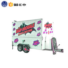 snake customized food truck