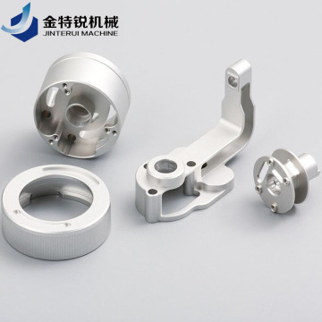 Aluminum Custom Motorcycle Cnc Machining