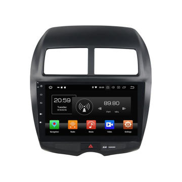 Car Multimedia Player Multimedia di 2012 ASX