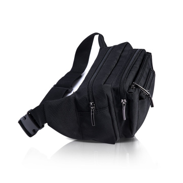 Customize Private Label High Quality Trendy Design with  Large Pocket Running Waist Bag