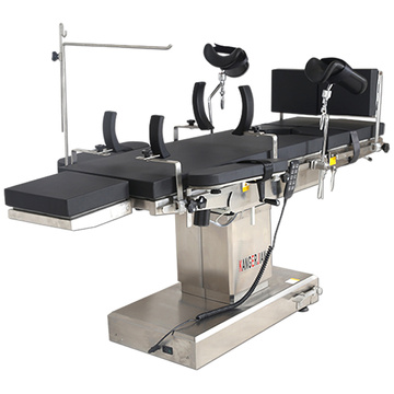 surgery adjustable operation theatre table bed