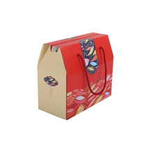 Customized Foldable Recyclable Corrugated Paper Box