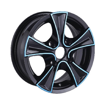 Aluminum Die Casting Performance wheels Staggered Rims
