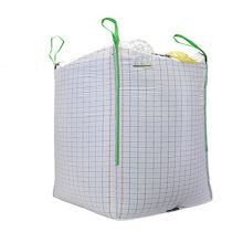 High Quality for 1 Ton Bulk Bag Type D Disspative Jumbo big bags supply to Yugoslavia Exporter