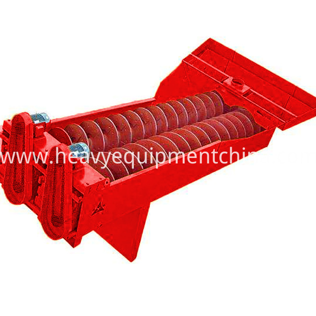 Screw Stone Washer Machine