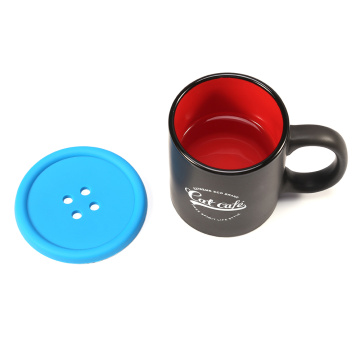 Custom Printed Food Grade quality first cup mat