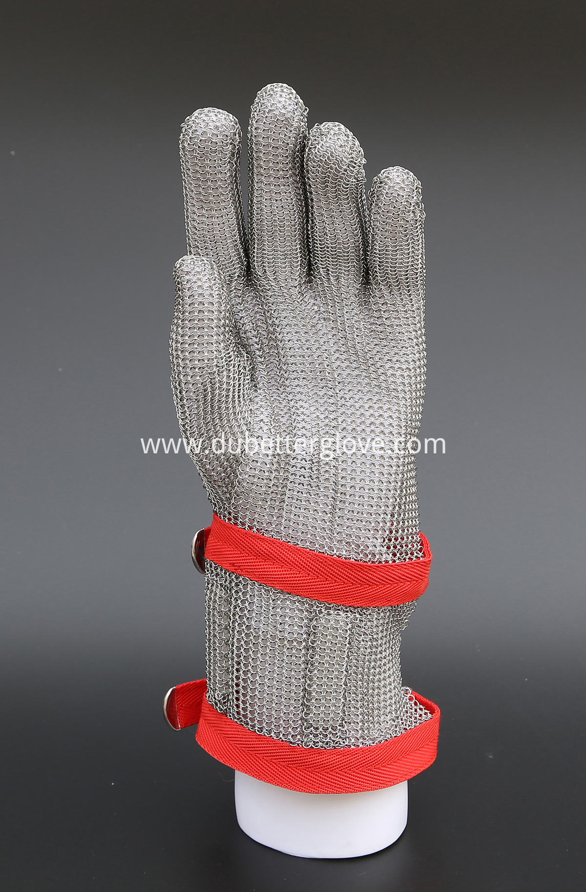 stainless steel meat processing gloves long cuff