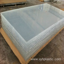Transparent Thick PMMA Acrylic Sheet