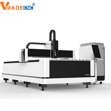 CNC Fiber 3KW 2KW Metal Laser Cutting Machine
