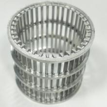 Good Quality for Johnson Well Screen 304 Axial Internal Wire Filter Element export to Cape Verde Importers