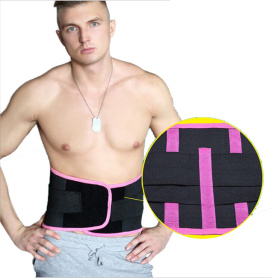 Trainer cincher waist shaper belt