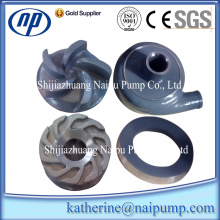 Leading for Slurry Pump Metal Parts Centrifugal High Chrome Slurry Pump Spare Parts export to France Importers