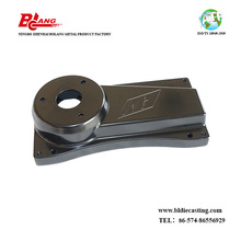 Aluminum Die Casting of Motor Side