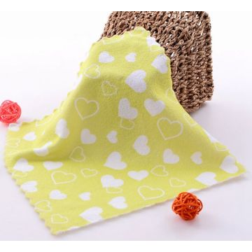 Repeated Patterns Baby Towels Burp Cloth