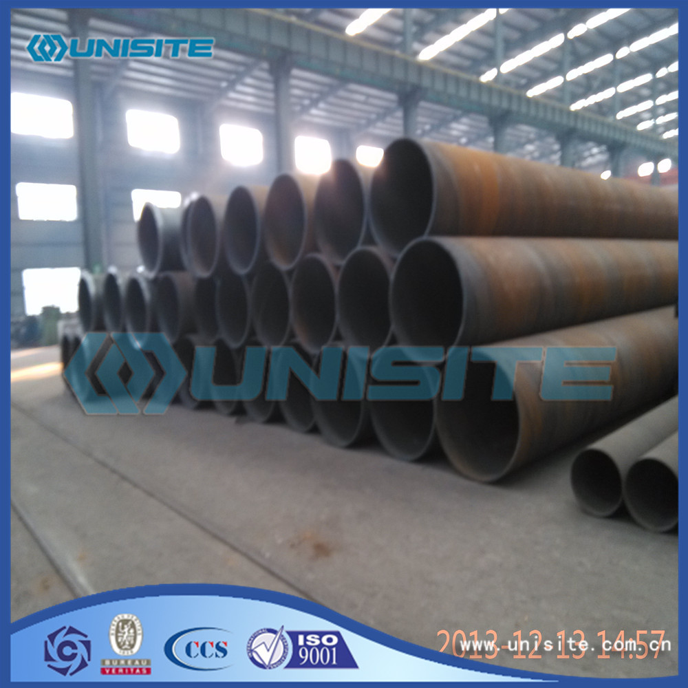 Customized Piling Steel Pipes