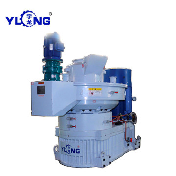 Yulong Wood Pellet Mill in Vietnam