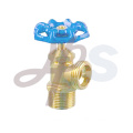 Brass 90 degree Boiler Drain Valve