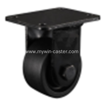 3'' Plate Rigid PA Anti-corrosion 220° Low Gravity Caster