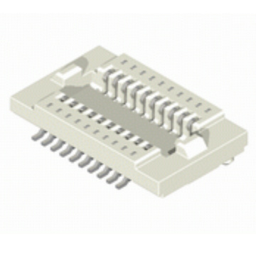China for Female Board To Board Connector 0.5mm Board to Board connector mating Height=2.0mm export to Svalbard and Jan Mayen Islands Exporter