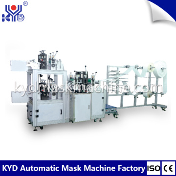 N95 Cup Mask Cover Making Machine