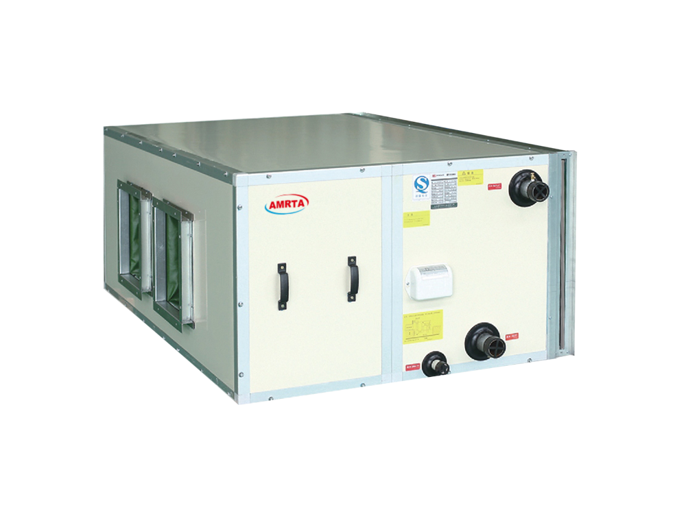 Chilled water air handling unit