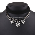 Multilayers Choker Necklace Black Velvet Chain Tattoo Choker