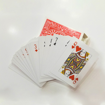 playing cards in chinese translation
