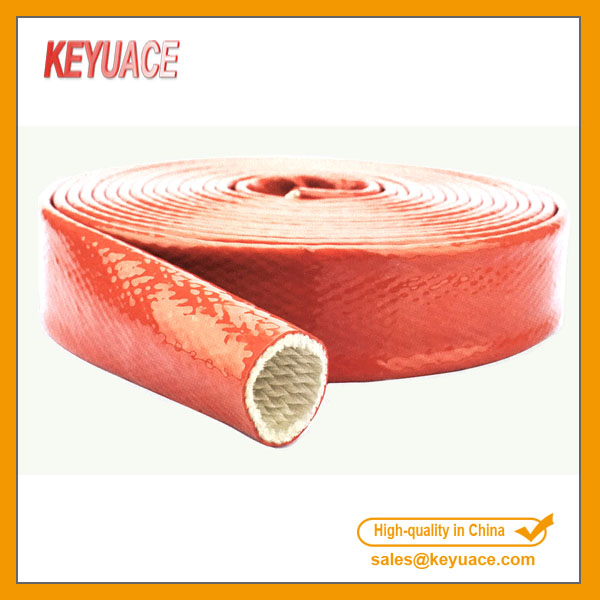 Thermo Amor Silicone Coated Fiberglass Fire Sleeve