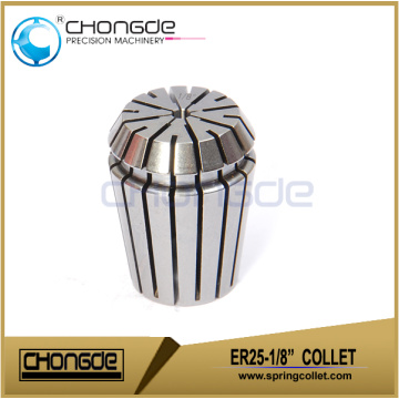 "ER25 1/8"" Ultra Precision ER Collet"