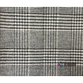 Double Face Houndstooth 100% Wool Fabric