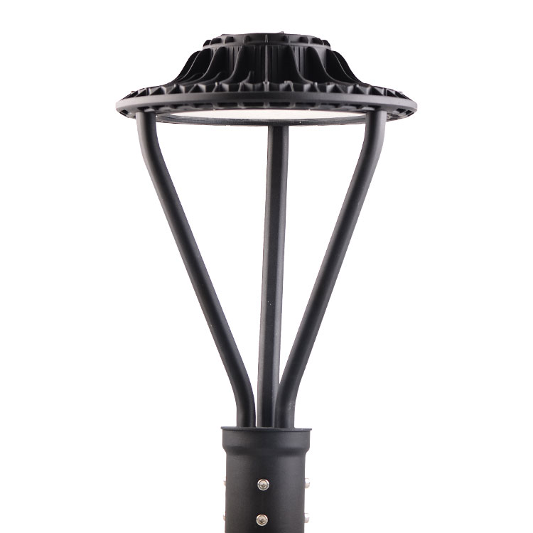 Outdoor Lamp Top Pathway Pole Light Fixture